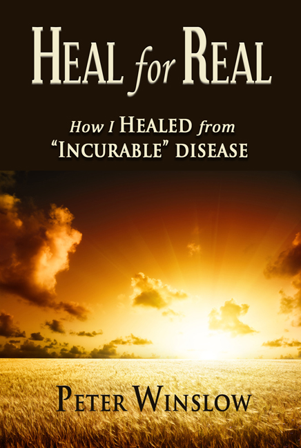 Heal for Real Front Cover